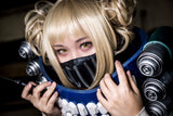 My Hero Academia Himiko Toga Villain Blond Short Wig SD01602