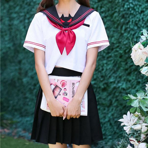 Evil Bat School Uniform SD01387 - SYNDROME - Cute Kawaii Harajuku Street Fashion Store