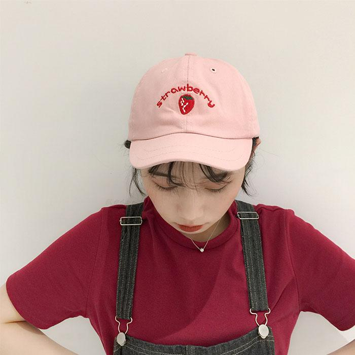 Japanese Harajuku Summer Fruity Baseball Cap Sd01806