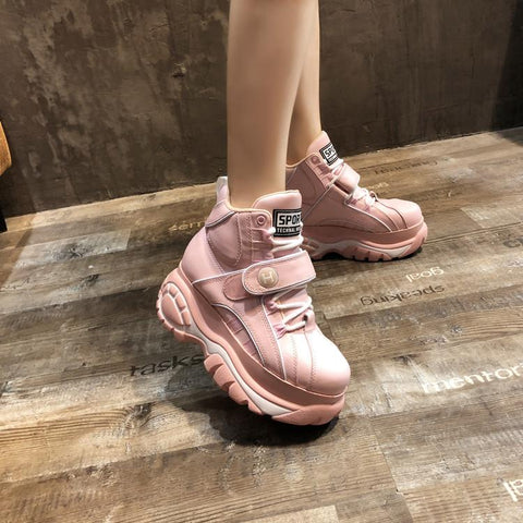 Harajuku Buffalo Platform Shoes SD01911 - SYNDROME - Cute Kawaii Harajuku Street Fashion Store