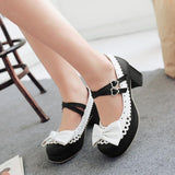 Feeling Cute Short Heels Shoes SD01997 - SYNDROME - Cute Kawaii Harajuku Street Fashion Store
