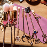 Sailor Moon Magical Staff Make-Up Brush Ver.2 SD01438 - SYNDROME - Cute Kawaii Harajuku Street Fashion Store