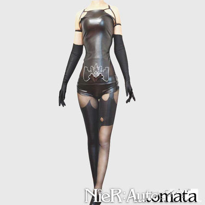 NieR:Automata A2 Cosplay SD00370 - SYNDROME - Cute Kawaii Harajuku Street Fashion Store