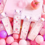 Strawberry Hearts Sakura Blossom Drink Bottle SD01796