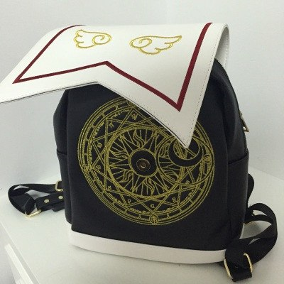 Cardcaptor Sakura Magical Circle Backpack SD00633 - SYNDROME - Cute Kawaii Harajuku Street Fashion Store