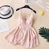 V-Neck Fairy Dress SD00142