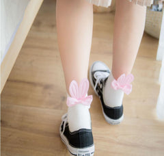 Japanese Harajuku Kawaii Bunny Ears Socks SD01087