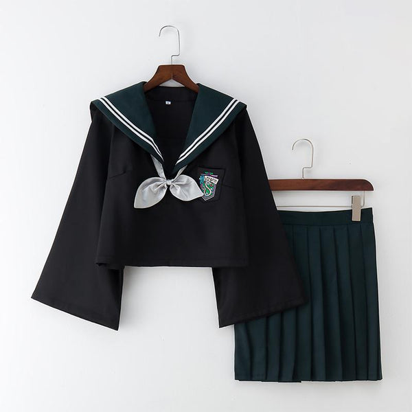 Gryffindor And Slytherin  School Uniform SD01315 - SYNDROME - Cute Kawaii Harajuku Street Fashion Store
