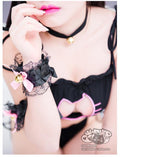 Cat Keyhole Hollow Lingerie SD00761 - SYNDROME - Cute Kawaii Harajuku Street Fashion Store