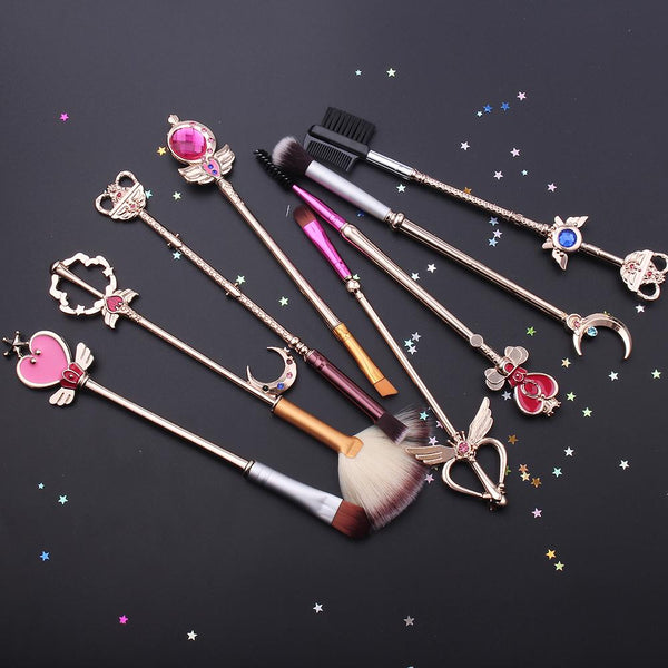 Sailor Moon Magical Staff Make-Up Makeup Brush SD01239 - SYNDROME - Cute Kawaii Harajuku Street Fashion Store
