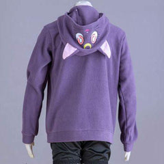 Japanese Luna and Artemis Sailor Moon Warm Winter Hooded Sweater SD00051