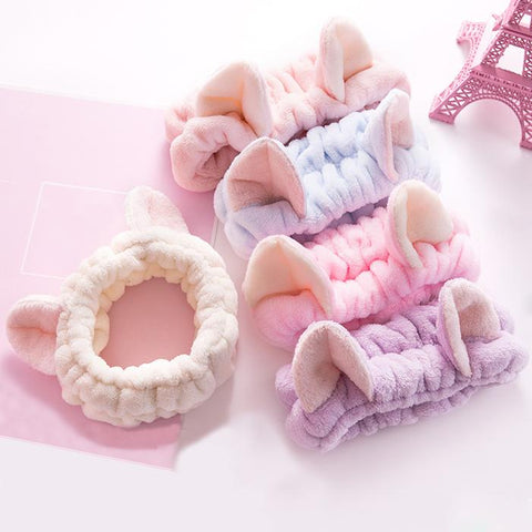 Cat Make-Up Headband SD00172 - SYNDROME - Cute Kawaii Harajuku Street Fashion Store