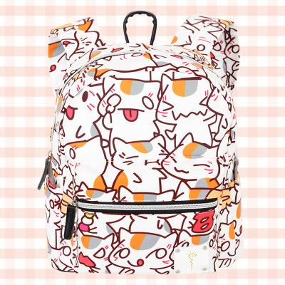 Natsume Yuujinchou Face Impressions Backpack SD00195 - SYNDROME - Cute Kawaii Harajuku Street Fashion Store