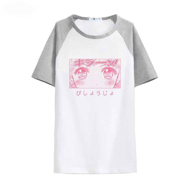 Japanese harajuku anime t-shirt SD00779 - SYNDROME - Cute Kawaii Harajuku Street Fashion Store
