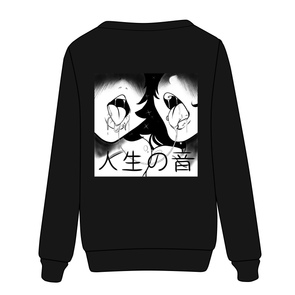 Japanese Erotic Hentai Lewd For Life Drooling Anime Girls T-shirt/Sweater SD02711