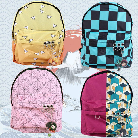 Demon Slayer Backpack SD01625 - SYNDROME - Cute Kawaii Harajuku Street Fashion Store