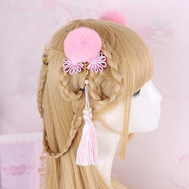 Ancient Pearl Hair Clips SD01972 - SYNDROME - Cute Kawaii Harajuku Street Fashion Store