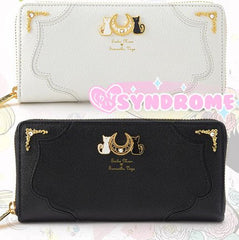 Sailor Moon Luna & Artemis Purse SD00581 - SYNDROME - Cute Kawaii Harajuku Street Fashion Store