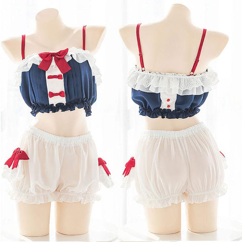 Snow White Lingerie SD00037 - SYNDROME - Cute Kawaii Harajuku Street Fashion Store