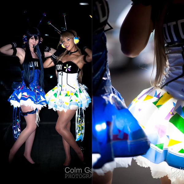Cosplay Love Live LoveLive Light Up LED Cyber Costumes SD00733 - SYNDROME - Cute Kawaii Harajuku Street Fashion Store