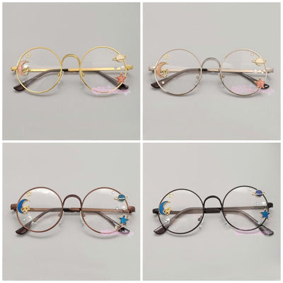 Universe Frame Glasses SD00996 - SYNDROME - Cute Kawaii Harajuku Street Fashion Store