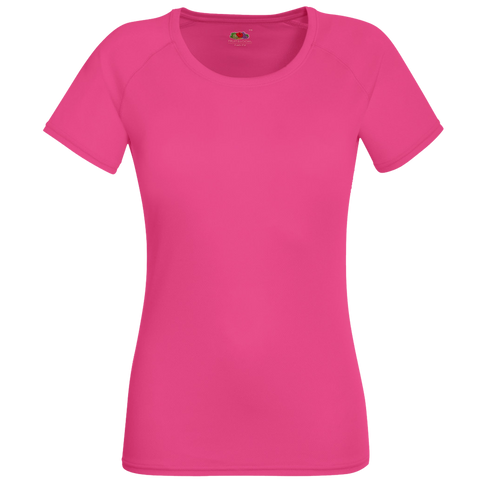 Performance Ladies T Shirt (SS270)