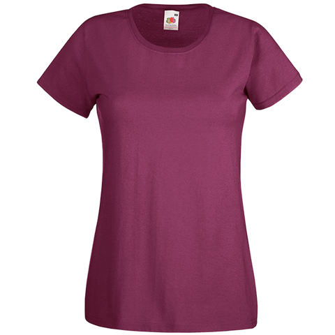 Valueweight Ladies T Shirt (SS77)