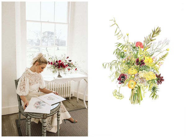 Meet the Maker - Charlotte Argyrou, Botanical Illustrator