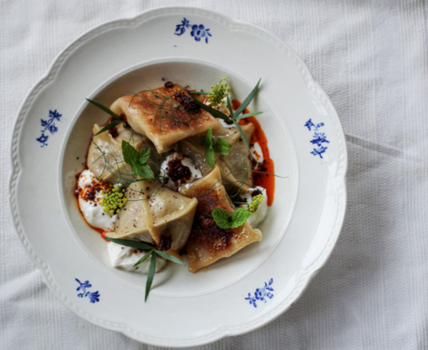 Manti - Turkish Dumplings by Klara Risberg