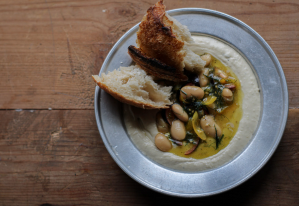 White Bean and Fennel Hummus with Klara Risberg