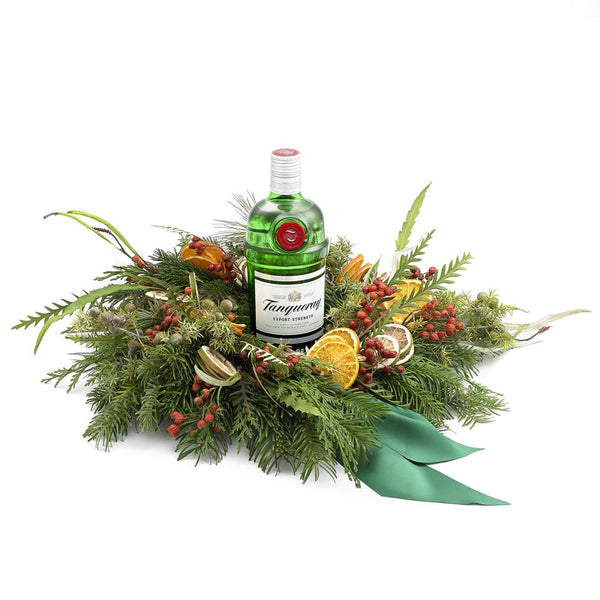 The Tanqueray Table Wreath