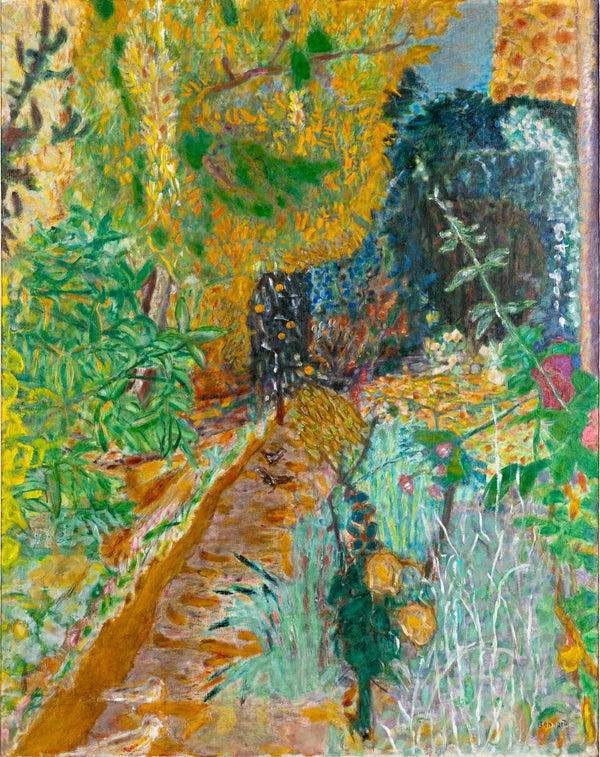 DRIPPING WITH COLOUR: PIERRE BONNARD AT THE TATE MODERN