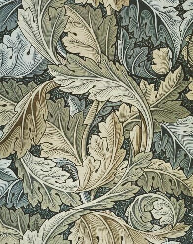 MOMENTS IN POT CULTURE: THE ACANTHUS