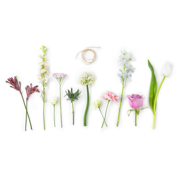 DIY Fresh Flower Kit
