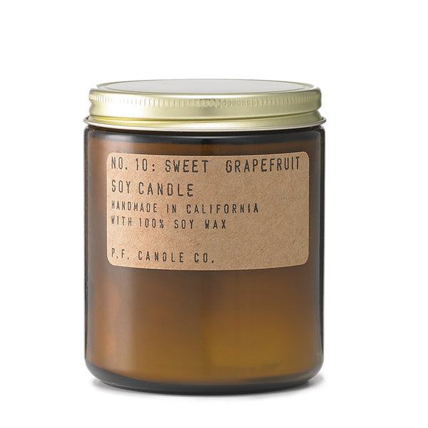 Sweet Grapefruit Soy Candle