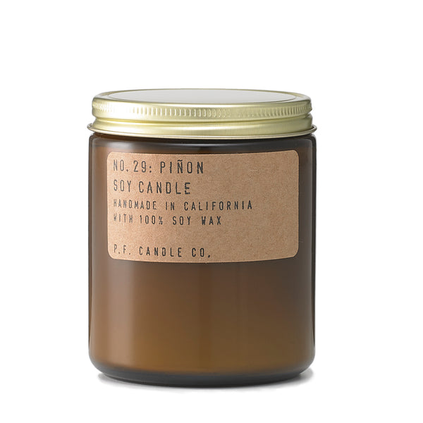 Pinon Soy Candle
