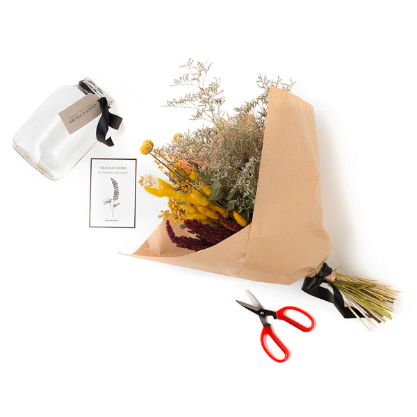 DIY Dried Flower Kit