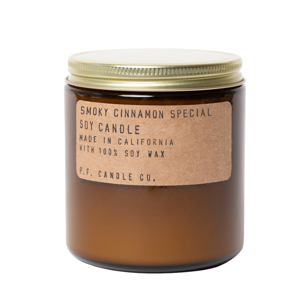 Smoky Cinnamon Candle
