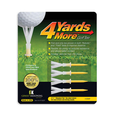 "4 Yards More™ 2 3/4"" Tees"