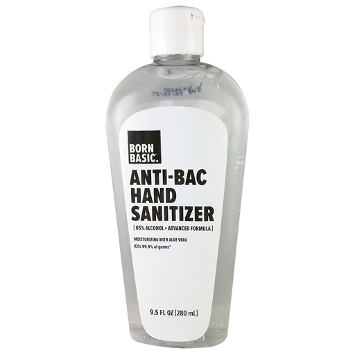 Anti-Bac Hand Sanitizer