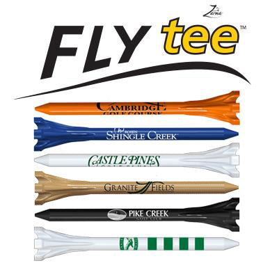 Personalized Zarma FLYtee™ Golf Tees