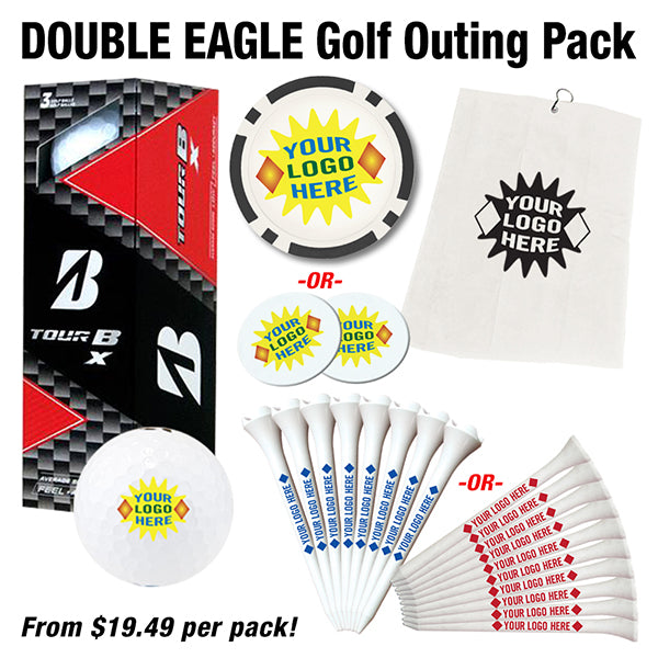 DOUBLE EAGLE Golf Outing Pack