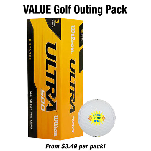 VALUE Golf Outing Pack