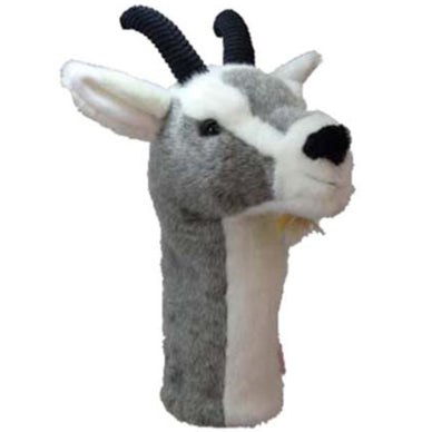 Goat with Horns Animal Club Driver Head Covers