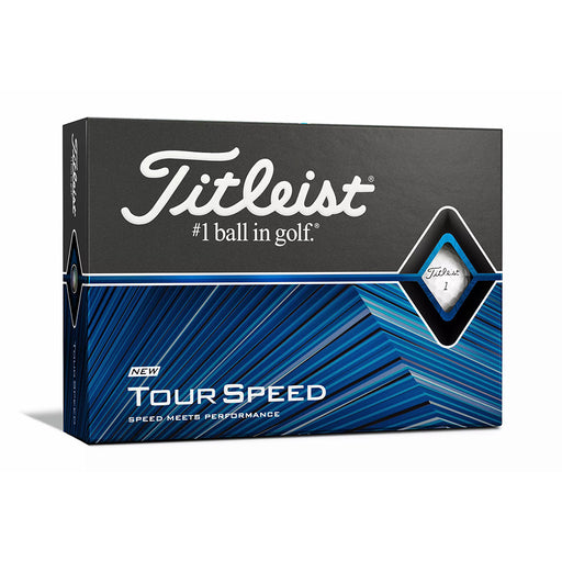 NEW -Titleist Tour Speed - Custom Text Imprint