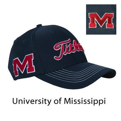 Titleist® Collegiate Mississippi Hats