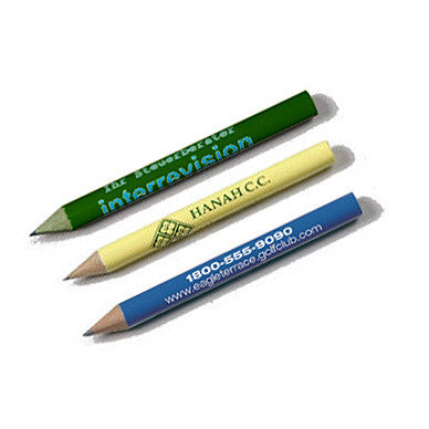 Imprinted Golf Pencils