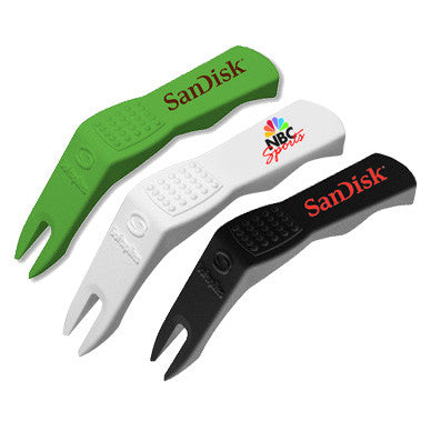 Softspikes Plastic Divot Push Golf Tools