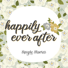 *NEW* Simple Stories Happily Ever After