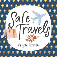 *NEW* Simple Stories Safe Travels